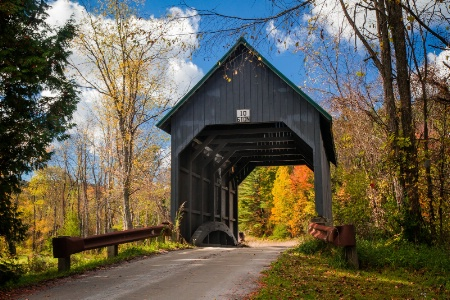 7167 Vermont Covered Bridge