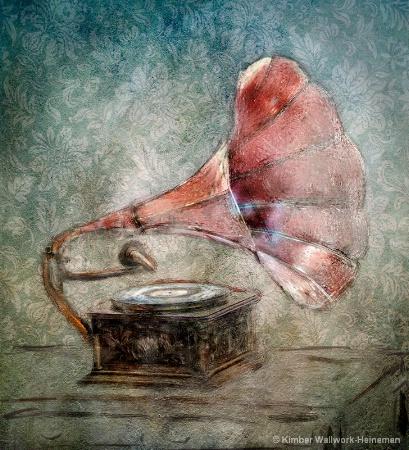Grandma's Phonograph
