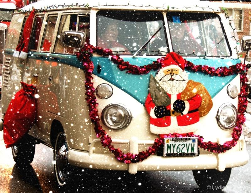 Christmas Past - ID: 14778874 © Lydia Williams