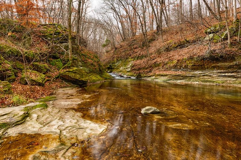 Fall Creek Gorge