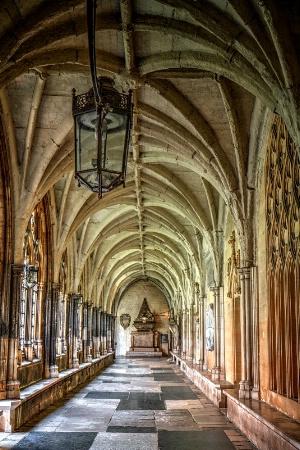Westminster Corridor 1212