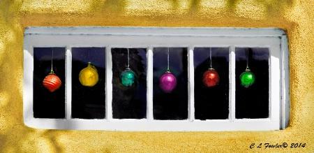Christmas Shop Window