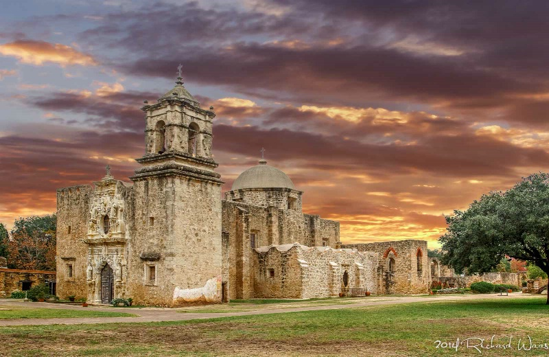 Mission San Jose - San Antonio, Texas - ID: 14798168 © Richard M. Waas