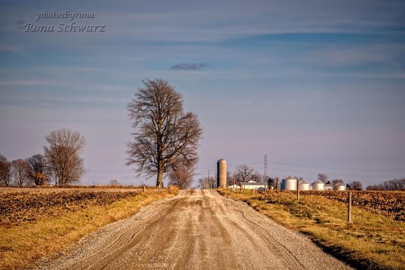 A Midwest Landscape