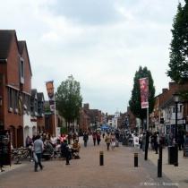 THE MAIN TOURIST STREET, NO VEHICLES ALLOWED.