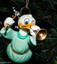 Donald Duck at Christmas