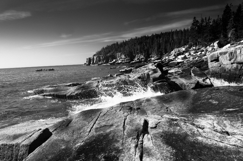 Otter Point, Acadia National Park, Maine