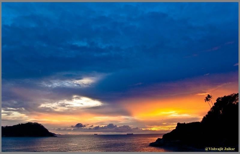 Sunset - ID: 14811682 © VISHVAJIT JUIKAR