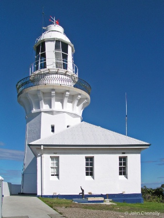 Smokey Cape Lighthouse.