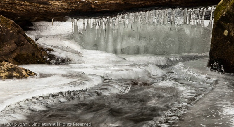 Curtain of Ice - ID: 14813472 © John Singleton