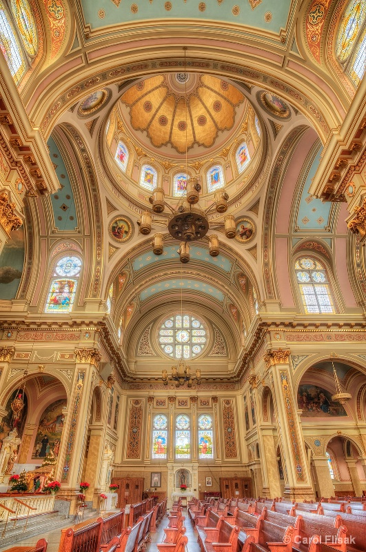St. Mary of the Angels Church ~ Chicago, IL