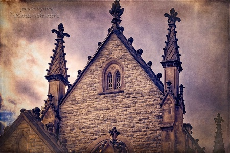 A Gothic Chapel