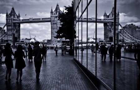 ~ ~ LONDON REFLECTIONS ~ ~
