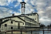 Grundy Clock Tower