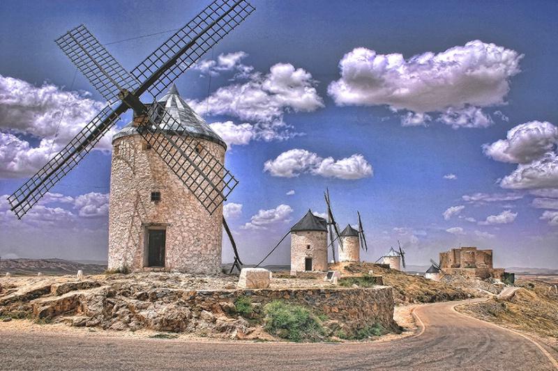 Don Quixote Country