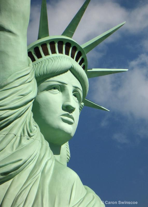 Lady Liberty, Las Vegas
