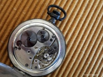 Pocket watch mechanics