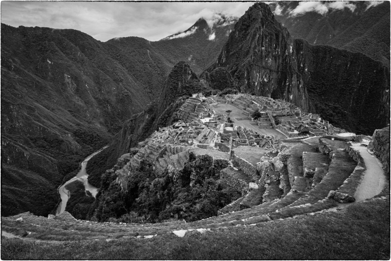 The Mystery of Machu Picchu - ID: 14841206 © John D. Roach