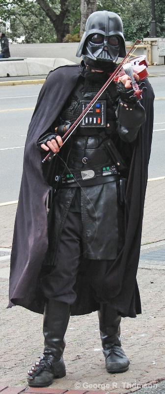 Darth In A Lighter Vein