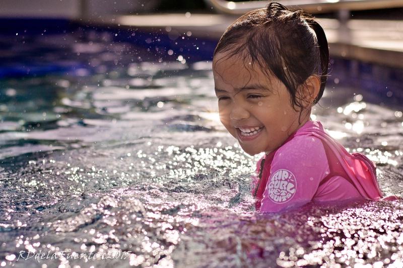 Enjoyin' D Pool