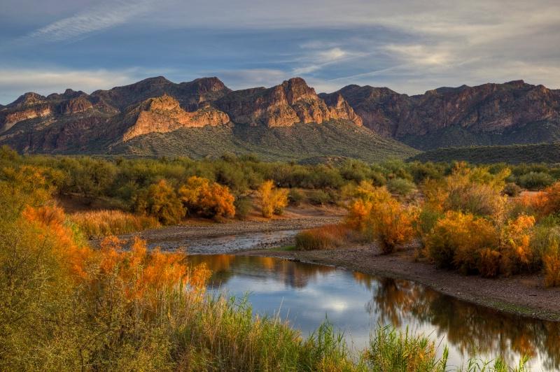 Salt River Autumn Colors