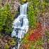 © TERRY N. MCCORMAC PhotoID # 14847084: Undine Falls