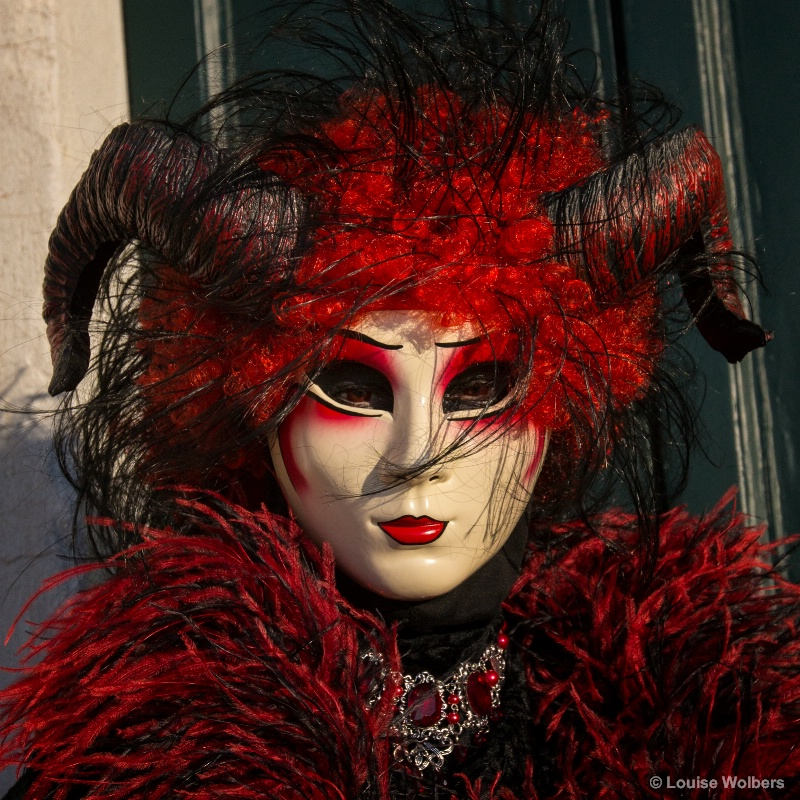 Devil in Venice - ID: 14847466 © Louise Wolbers