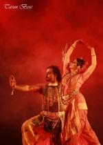 Guadiya Dance (Indian Mythology Dance).