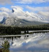 Mount Rundle, Alb...