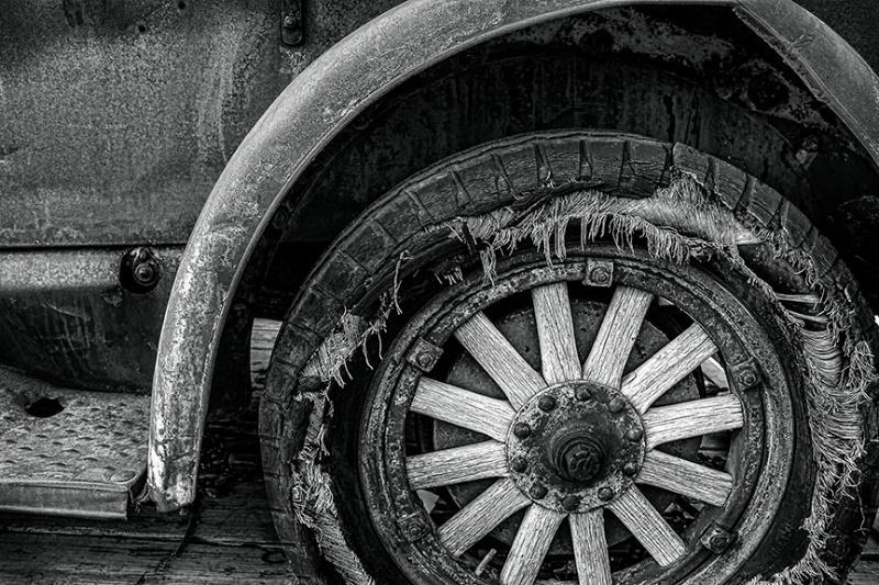 Need a tire