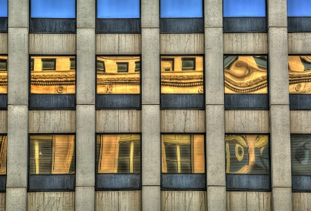 Union Station Reflections