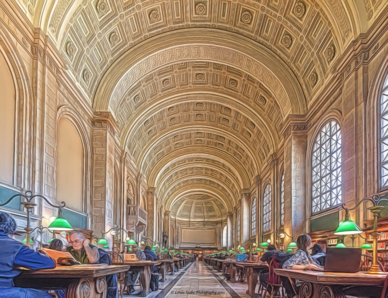 Boston Public Library Readers