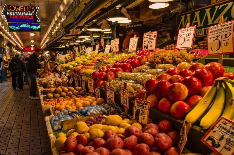 ~Pike Place Market~
