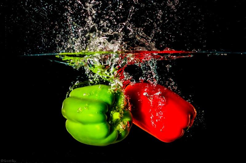 ~Edible Splash~