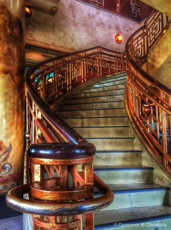 ~ ~ THE STAIRCASE ~ ~