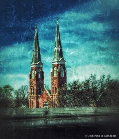 ~ ~ CHURCH SPIRES ~ ~