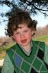 Evan in green