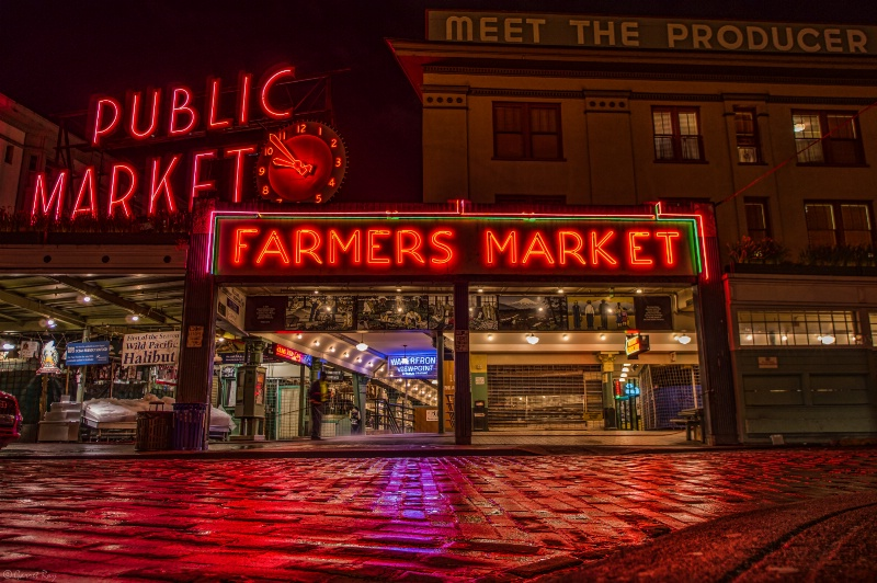 ~Pike Place Market~