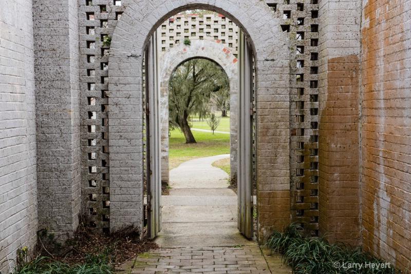 Brookgreen Gardens in South Carolina - ID: 14871889 © Larry Heyert