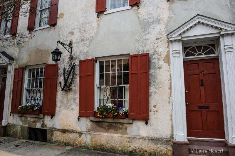 Building in Charleston, South Carolina - ID: 14871893 © Larry Heyert