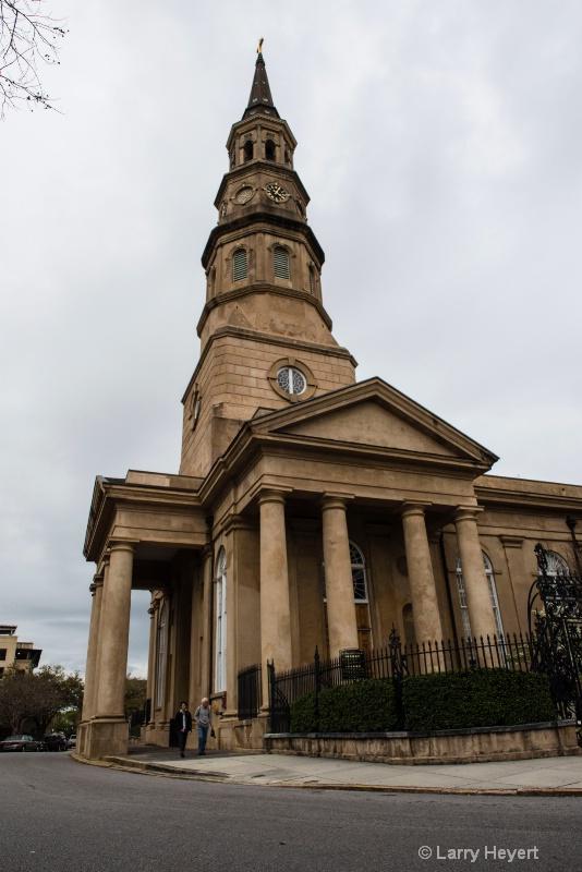Church in Charleston, South Carolina - ID: 14871894 © Larry Heyert