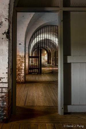 Doorway to the Stockade