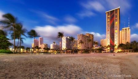 Hawaiian Evening