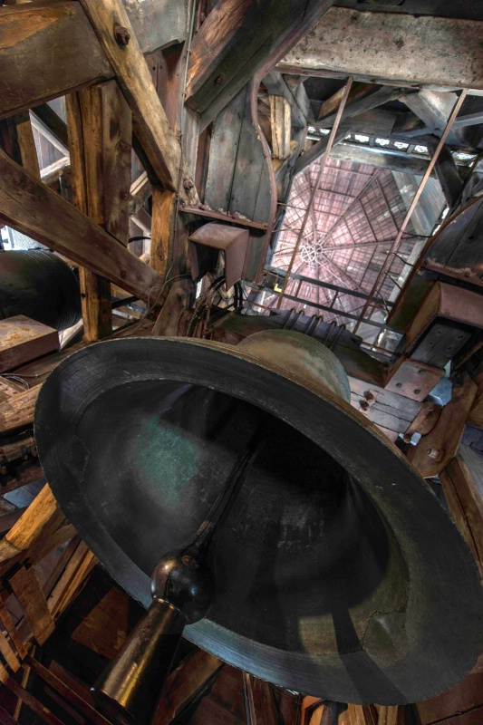 The Bells of the Notre Dame