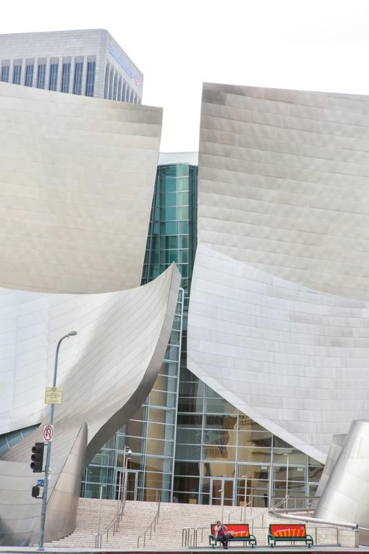 Disney Concert Hall, Los Angeles