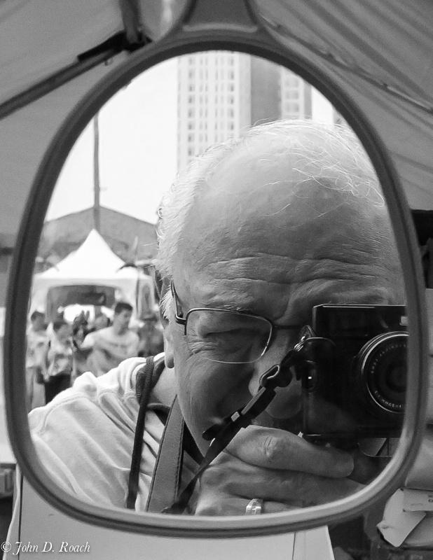 Self Portrait - ID: 14884448 © John D. Roach