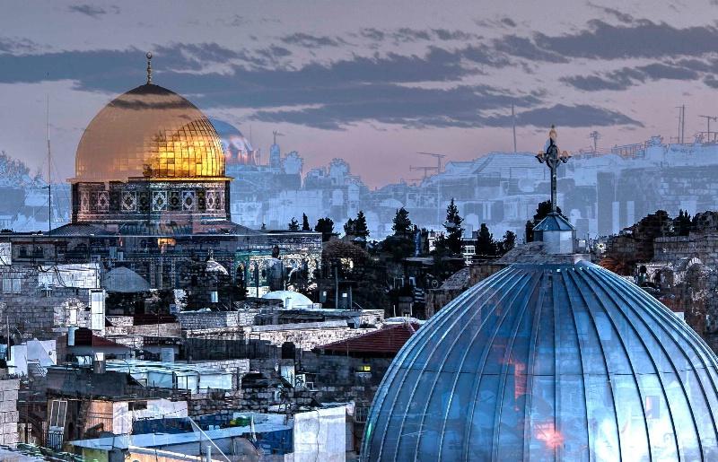 Jerusalem in Layers