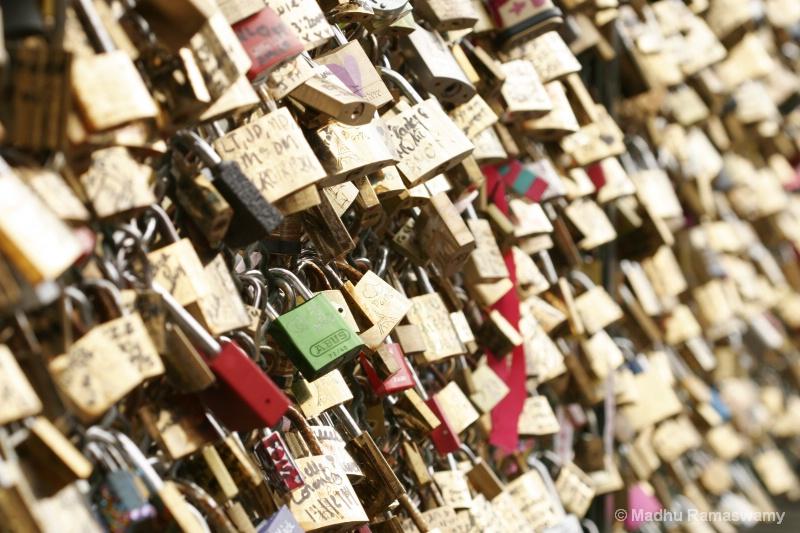 Love locks...