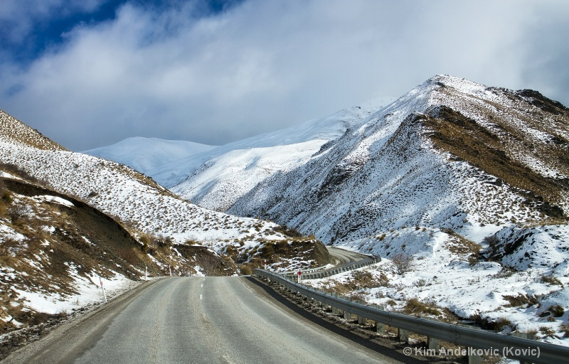 Road Trip to the Snowy Mountains