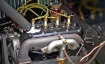 1931 Austin 7 engine